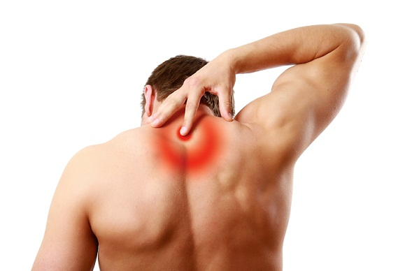 Upper Back Pain - Is a degenerative back pain condition